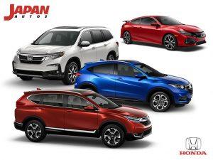 Autos Honda en Japan Autos